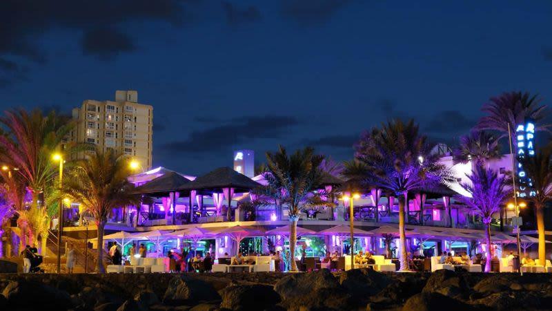 Canary islands destinations