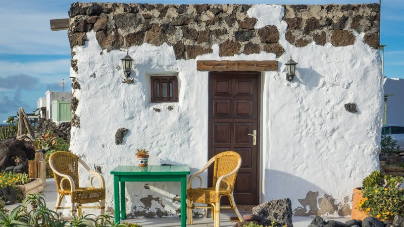 unique unusual places to stay canary islands