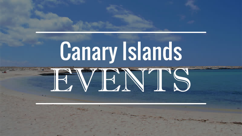 Canary islands events