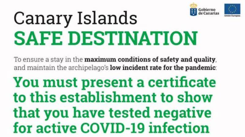 canary islands safe destination