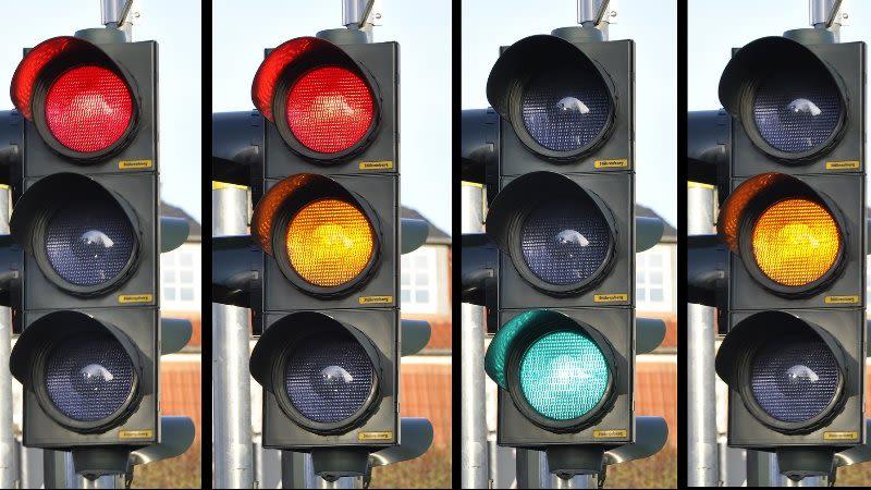 canary islands traffic lights covid