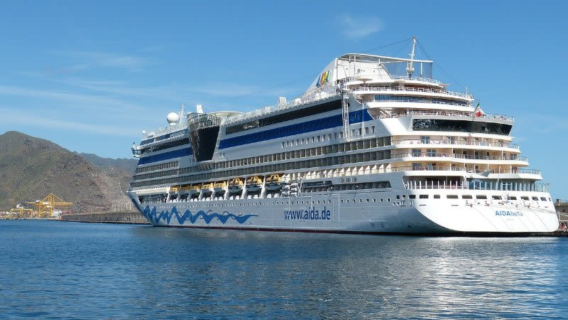 cruise canary islands winter