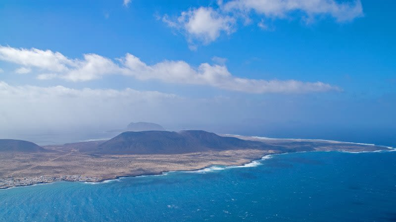 la graciosa lockdown exit canary islands