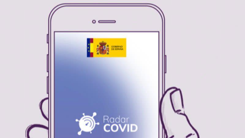 radar covid app canary islands spain