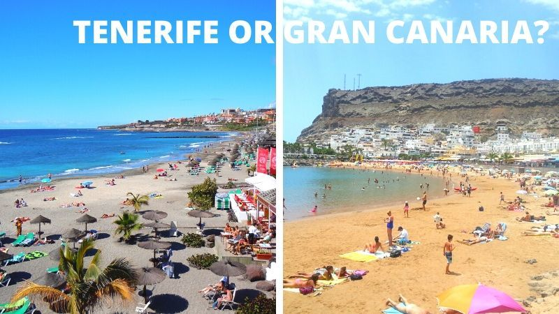 tenerife or gran canaria which island is better