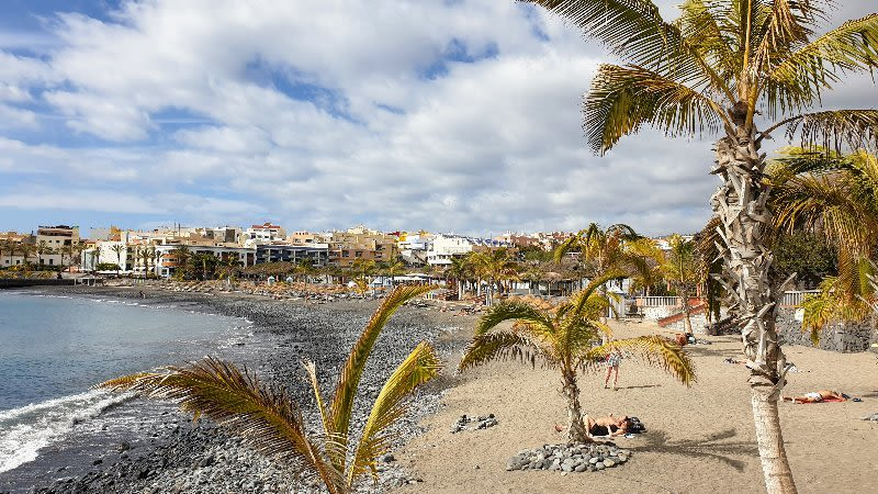 canary islands weather february