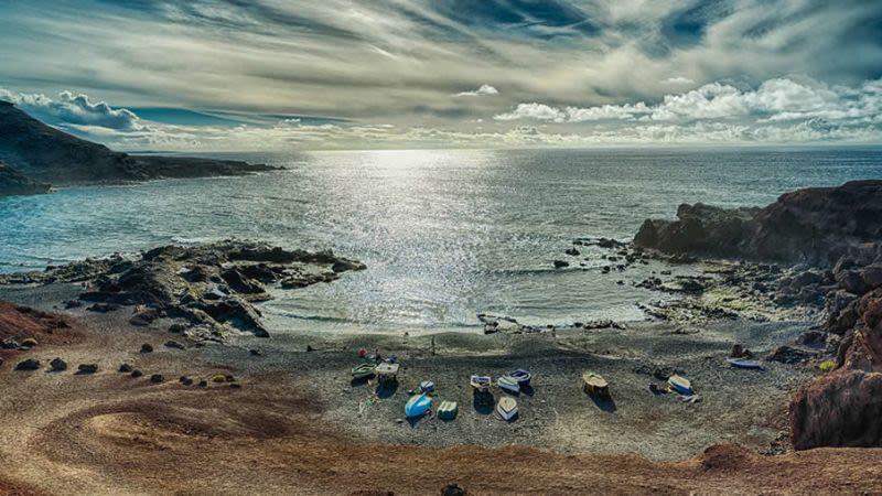 Canary islands weather november
