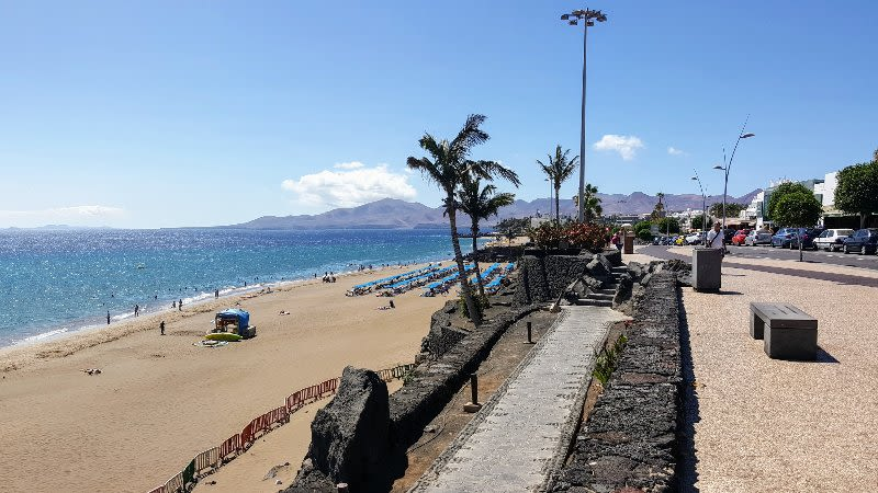 canary islands weather september