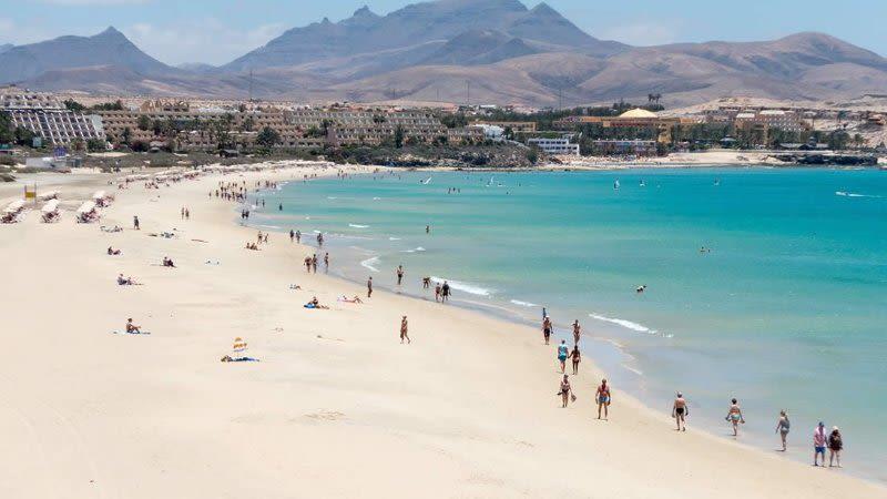 where to stay fuerteventura
