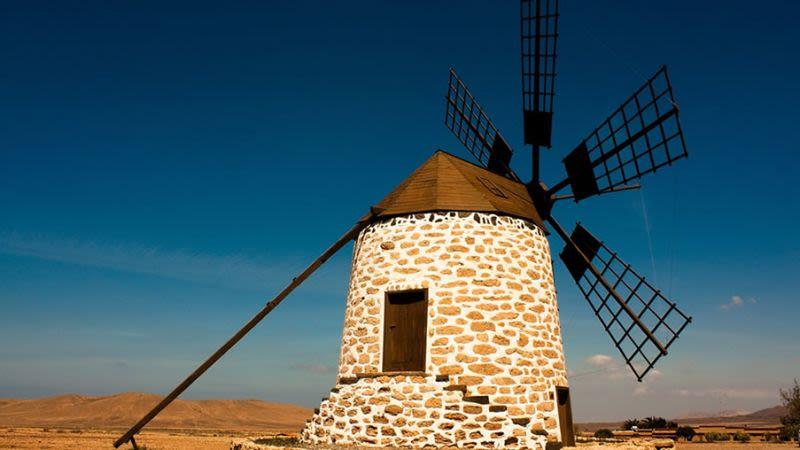 Windmill fuerteventura 800 450