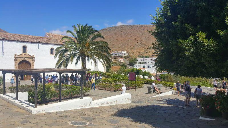 visit betancuria fuerteventura