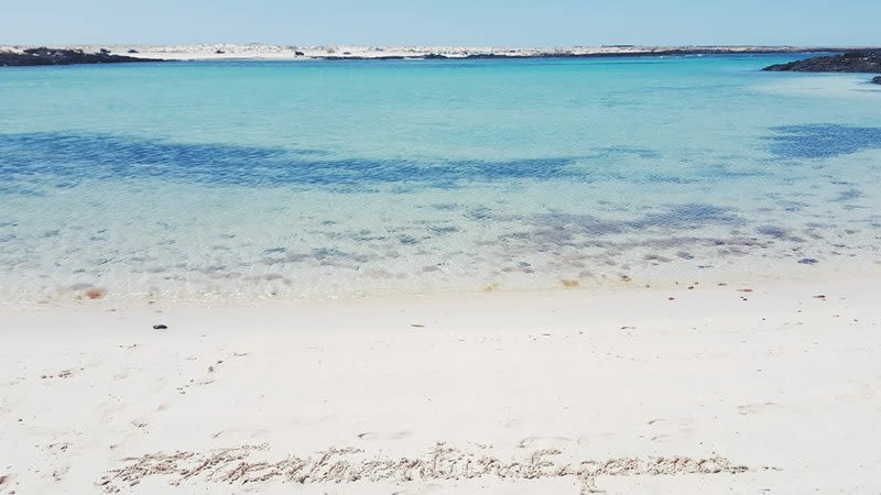 cotillo lagoons fuerteventura