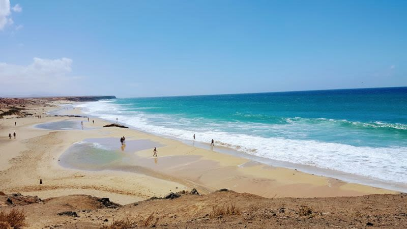 Piedra playa fuerteventura