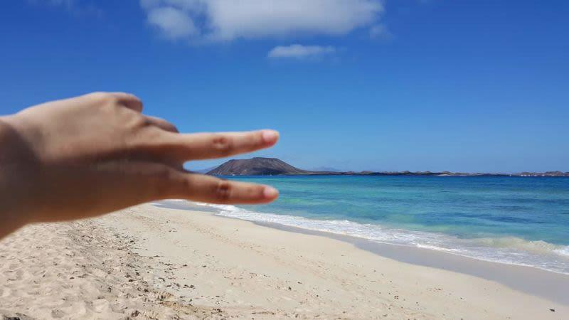 Corralejo grandes playas fuerteventura