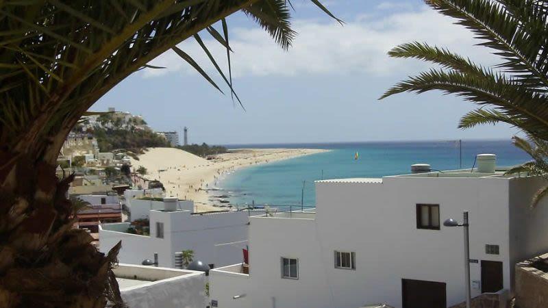 Fuerteventura weather april
