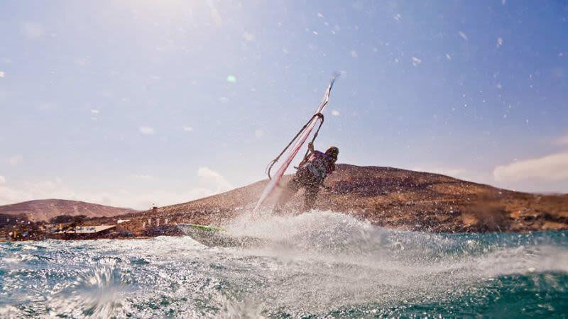 Fuerteventura weather july