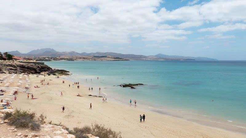Fuerteventura weather june