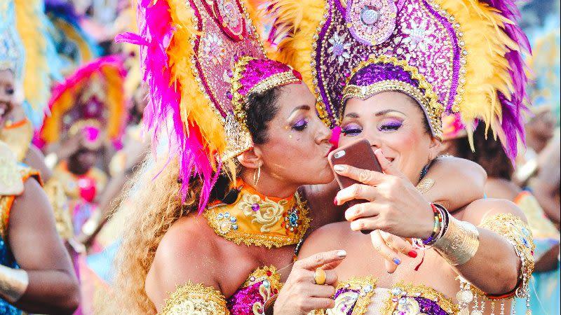 las palmas de gran canaria carnival spain