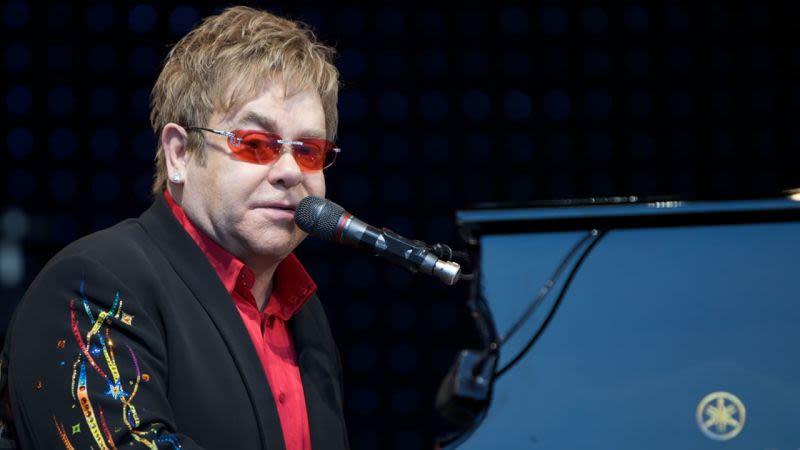 Elton john gran canaria