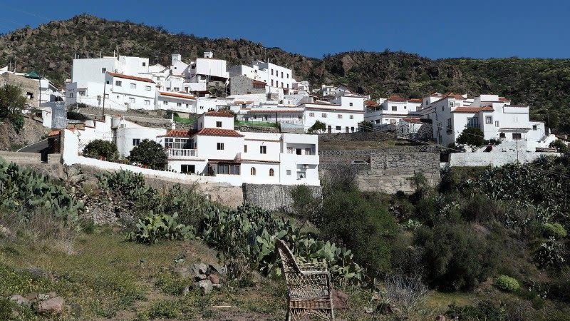 beautiful villages towns gran canaria