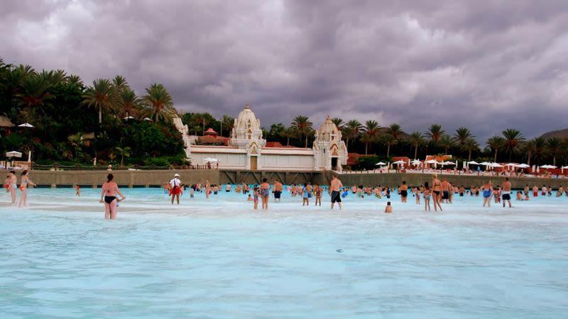 Tenerife siam park