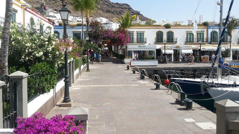 puerto de mogan attractions