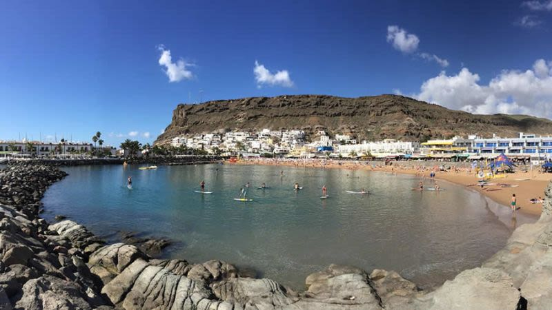 Christmas Weather.Gran Canaria Weather In December Warm Winter Holidays 2019