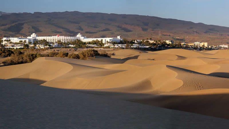Maspalomas playa del ingles weather november