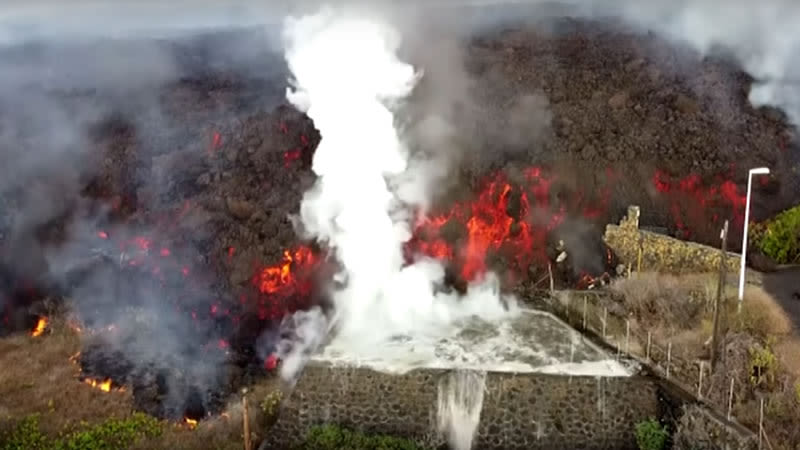 volcano eruption update la palma
