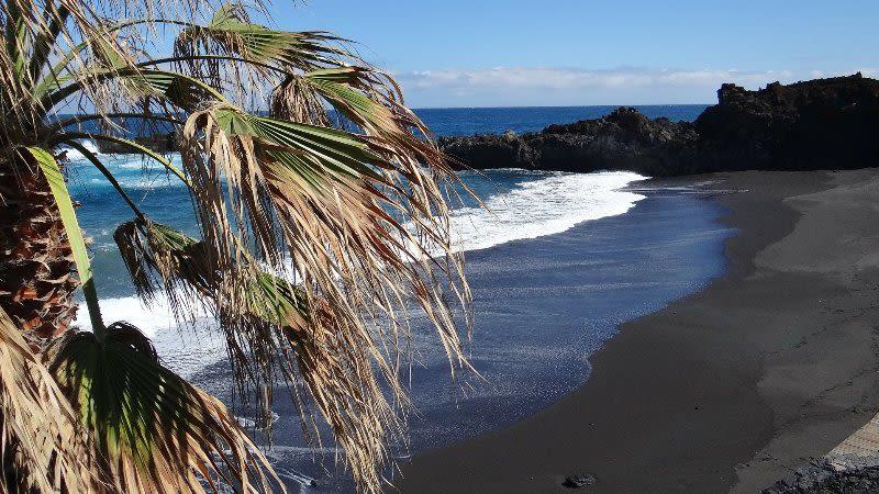 february weather la palma