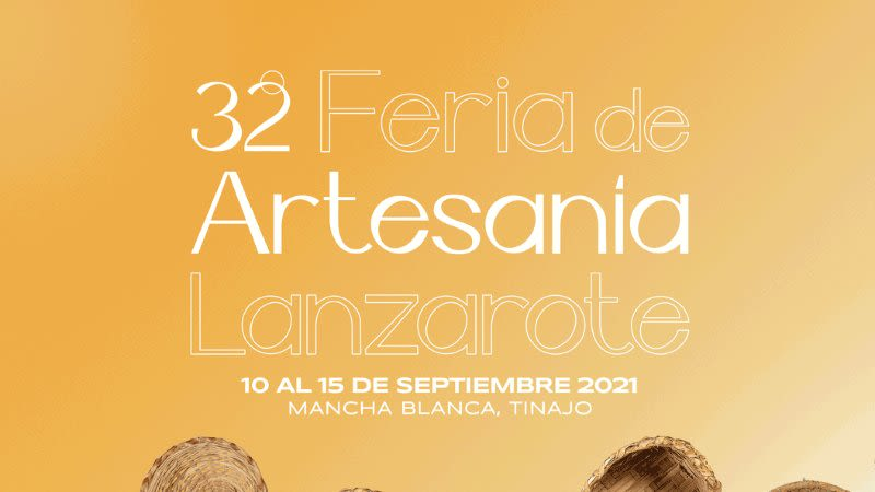 lanzarote feria artesania event 2021