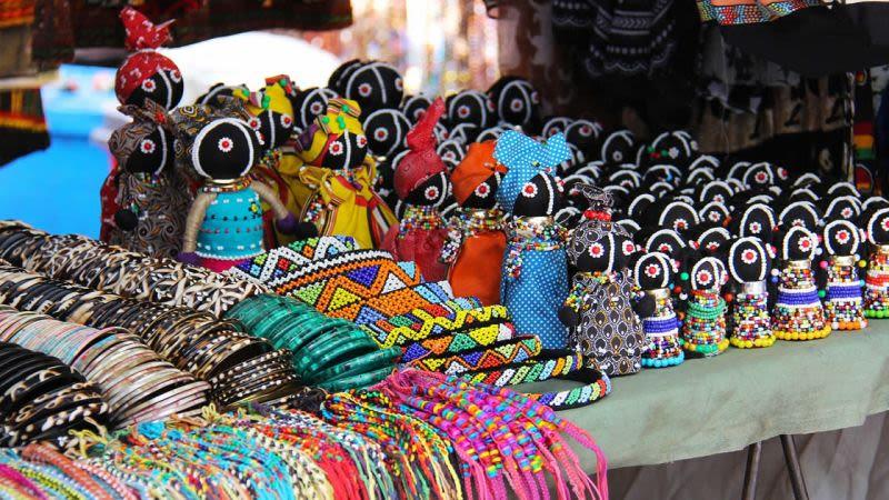 Lanzarote puerto del carmen market