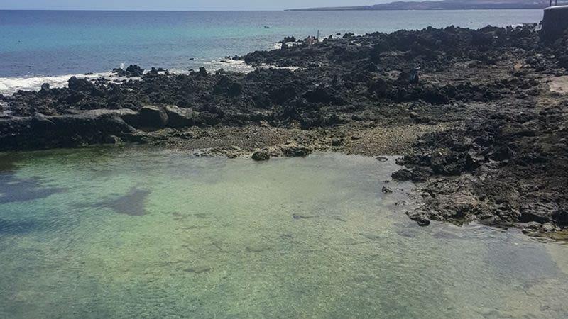Punta mujeres natural pool lanzarote