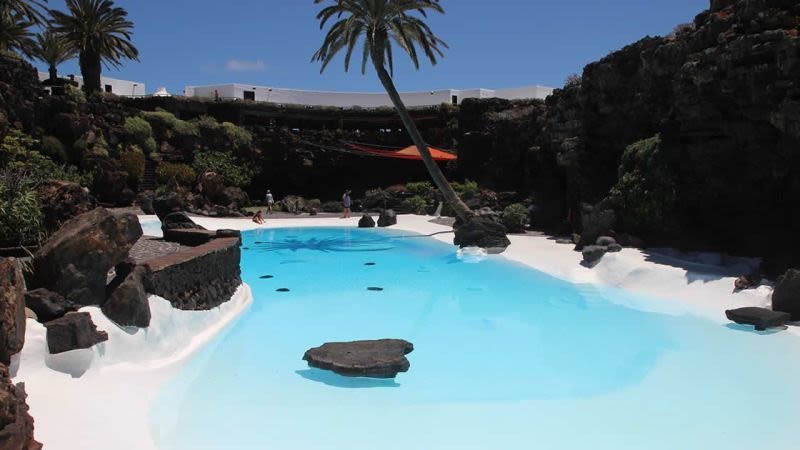 Lanzarote weather august