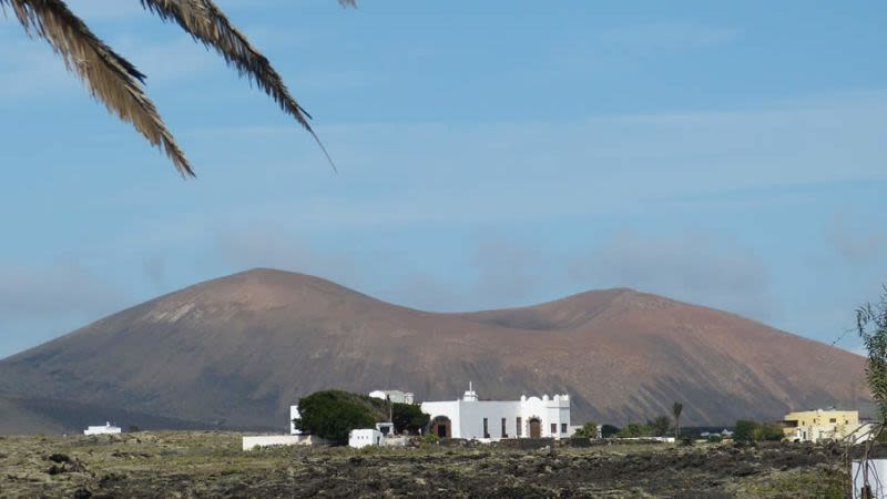 Lanzarote weather march
