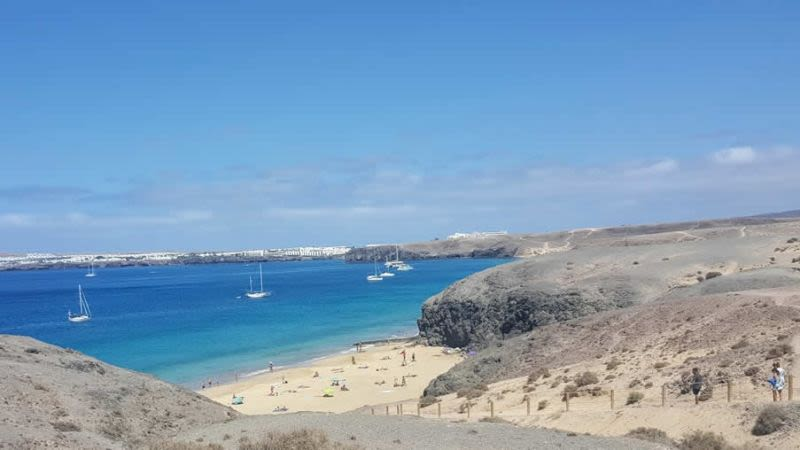 Weather lanzarote september