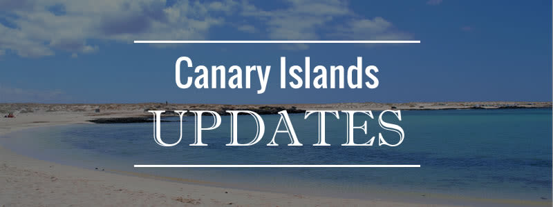 Canary Islands Updates