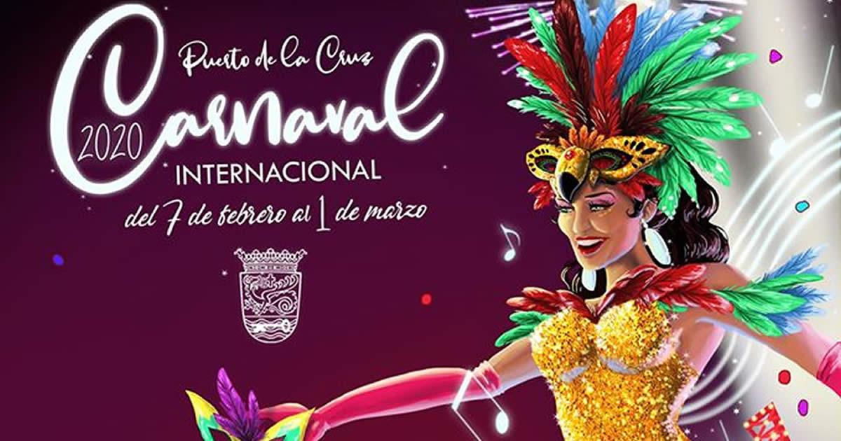 Resultado de imagen de Carnaval Puerto de la Cruz 2020