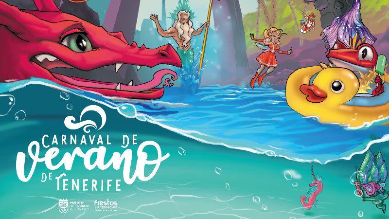 carnaval verano puerto de la cruz 2021 tenerife