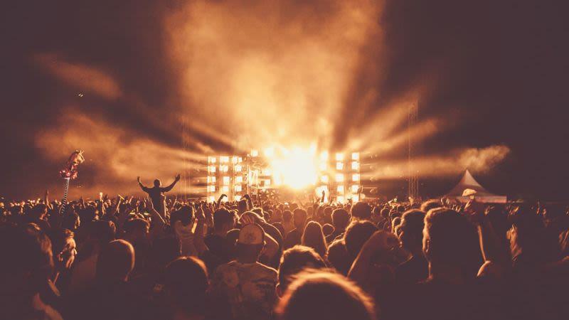 I love music festival tenerife