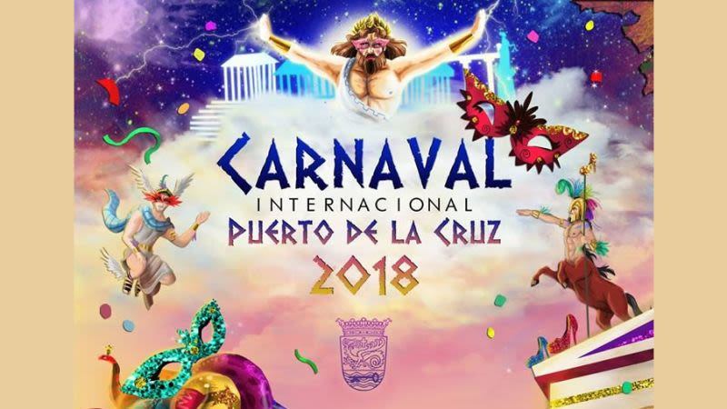 Carnival puerto de la cruz