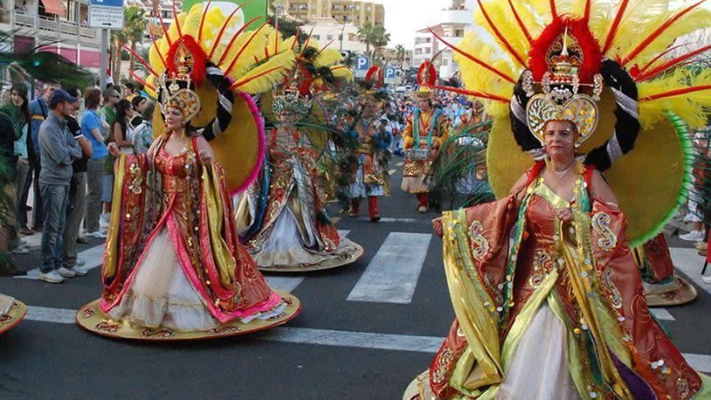 Tenerife carnival 2017 800 450