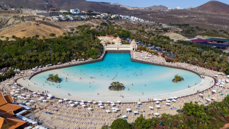 siam park reopening tenerife canary islands spain