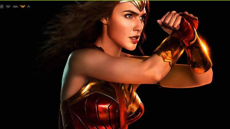Wonder woman tenerife 2 filming