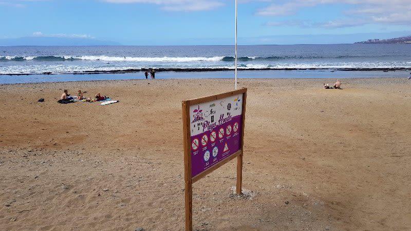 playa honda tenerife