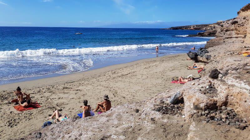 secret beaches tenerife