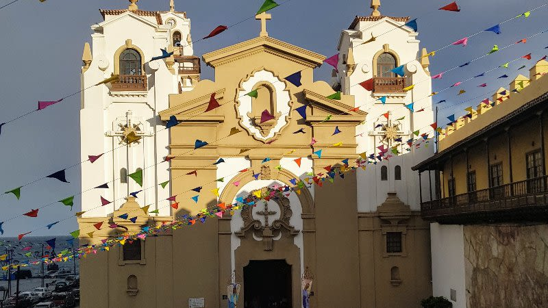 basilica candelaria tenerife