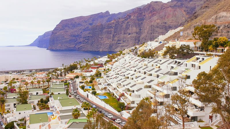 things to do los gigantes tenerife