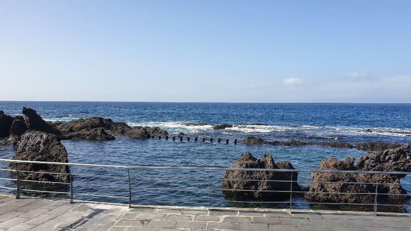 best natural pools tenerife