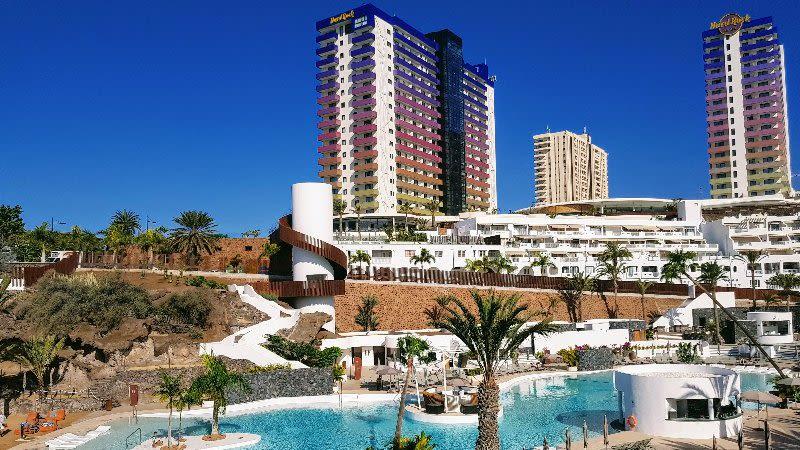 playa paraiso tenerife resort